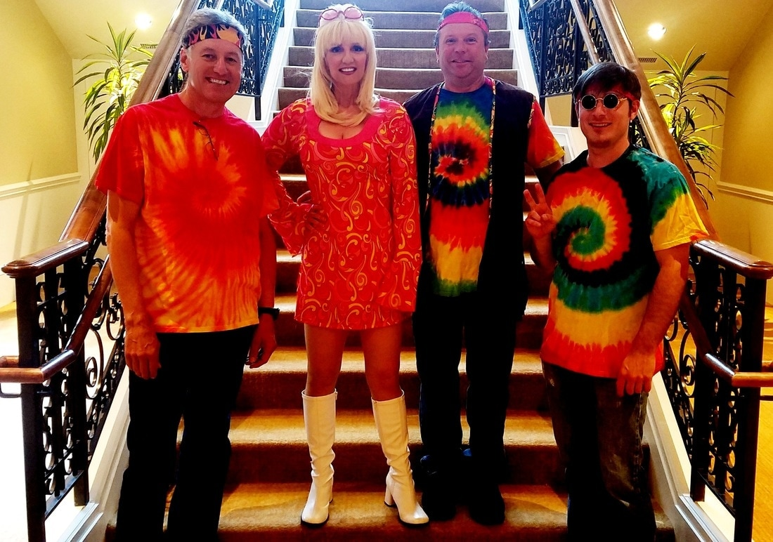 Throwback decades Band https://www.throwbackdecadesband.com/ 80s band serving Boca Raton and South Florida - 60s, 70s, theme cover band for Woodstock theme parties.